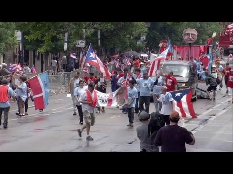Puerto Rican People's Parade - Live!