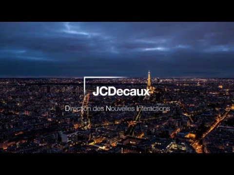 Inspiration 2016: creative campaigns | JCDecaux France