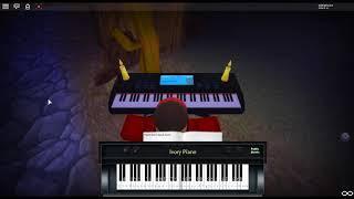 Blend S OP - Blend S by: Miscela A su un pianoforte ROBLOX. [UnreliableMusicWorks Arr.]