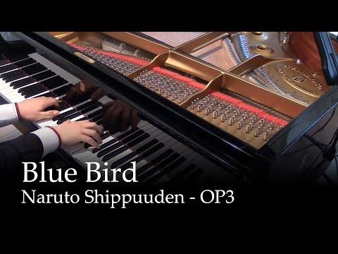 Blue Bird - Naruto Shippuuden OP3 [piano]