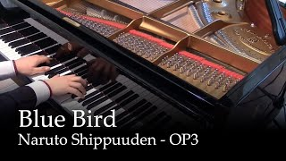 Repeat youtube video Blue Bird - Naruto Shippuuden OP3 [piano]