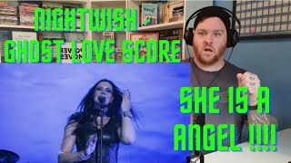 WHO IS THIS ANGEL ?! LOVE THIS BAND !! FIRST TIME HEARING (NIGHTWISH - GHOST LOVE SCORE) [REACTION]