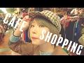 高円寺で古着屋・カフェ巡りした!春服購入のはずが