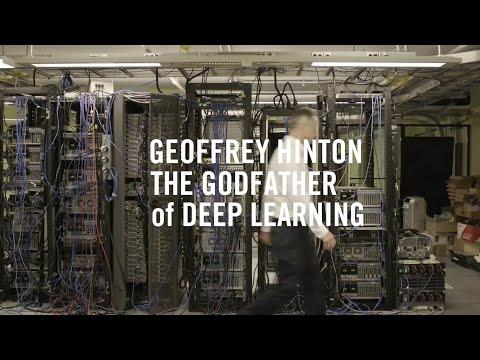 Meet Geoffrey Hinton, U of T's Godfather of Deep Learning