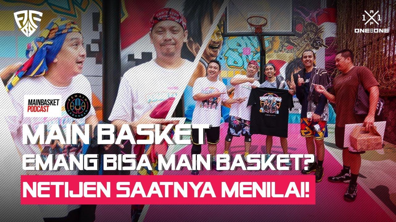 Download MAIN BASKET emang bisa main basket? Netijen Saatnya Menilai!