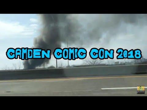COMIC CON 2018!!! (Camden NJ)