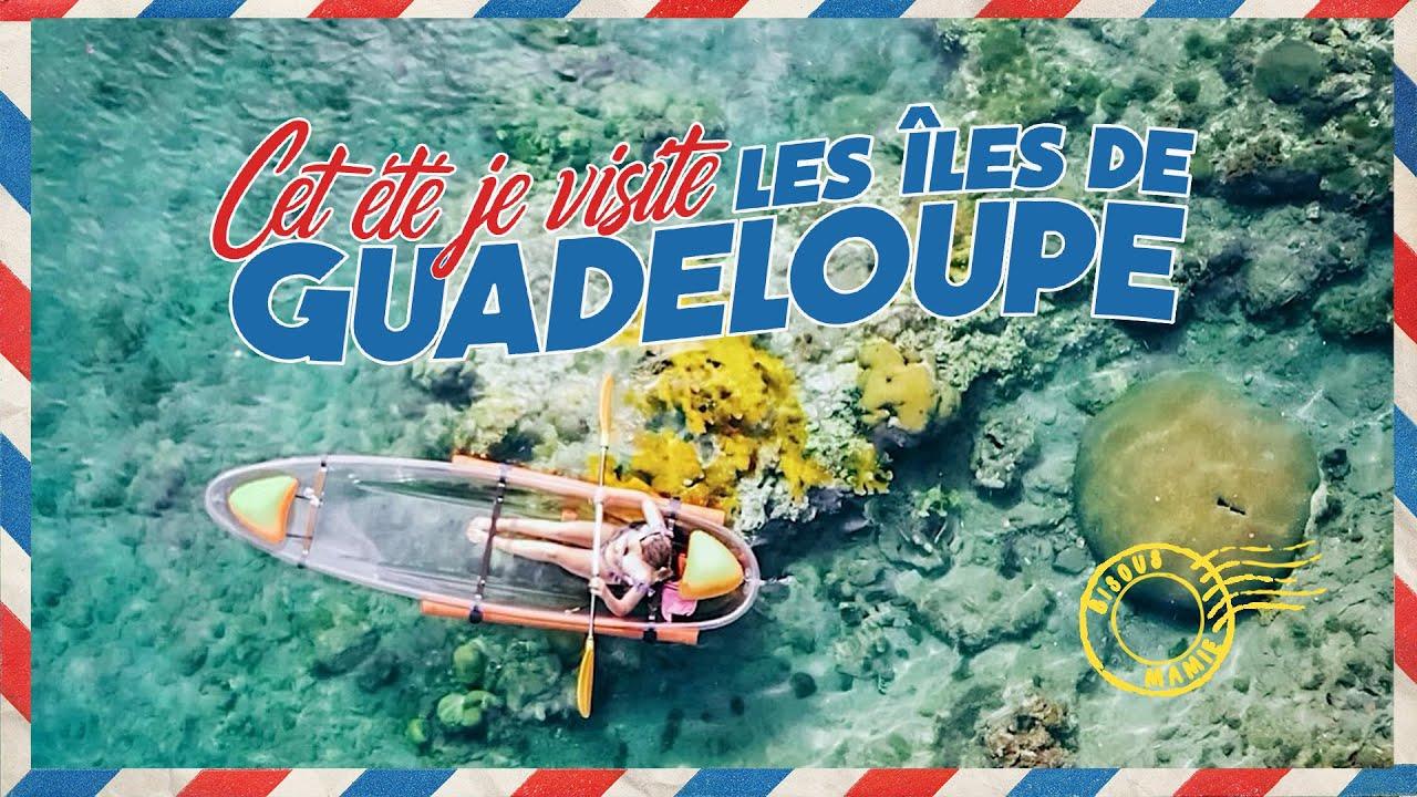 BIENVENUE AU PARADIS : LES ÎLES DE GUADELOUPE ! 🌴