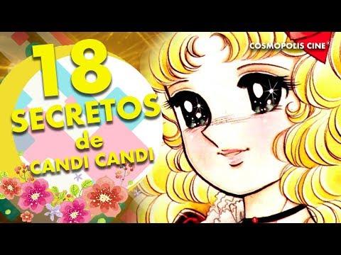 18 SECRETOS que NO SABÍAS de CANDY CANDY