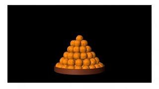Happy Diwali Greetings Animation (Ladoos) (GIF Animations)