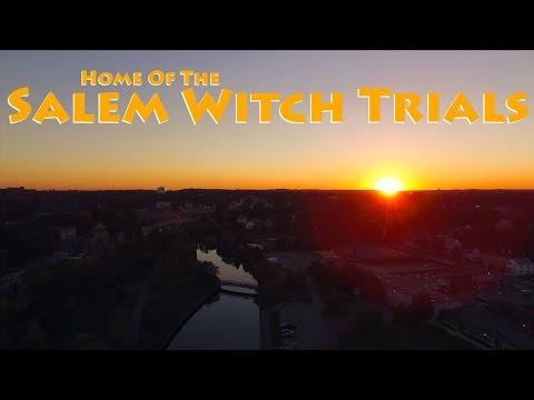 Salem, Massachusetts ~ The Witch City