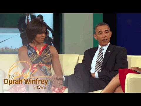 "Barack Obama Opens Up About Michelle: ""She Is Just My Rock"" 