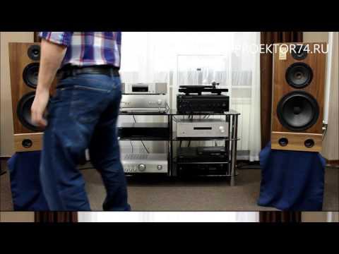 Прослушивание напольной акустики Aleks Legend S 90