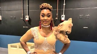 Black Twitter Reacts To Lady Zamar #MissSA2018 Outfit