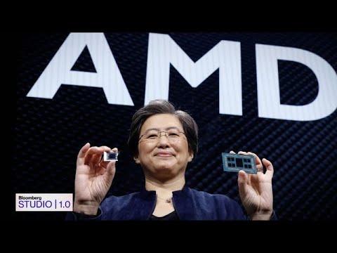 Bloomberg Studio 1.0: AMD CEO Lisa Su