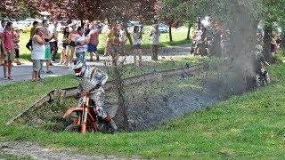 Motocross bemutató - Bárdudvarnok Falunap 2017 video