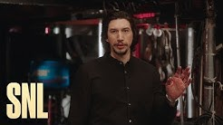 Adam Driver Pulls Double Duty as SNL Host and Janitor