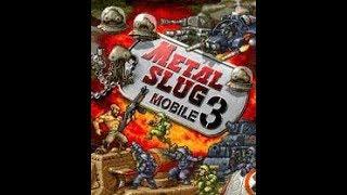 Metal Slug Mobile 3  - I-Play (Java Mobile Phone Game)