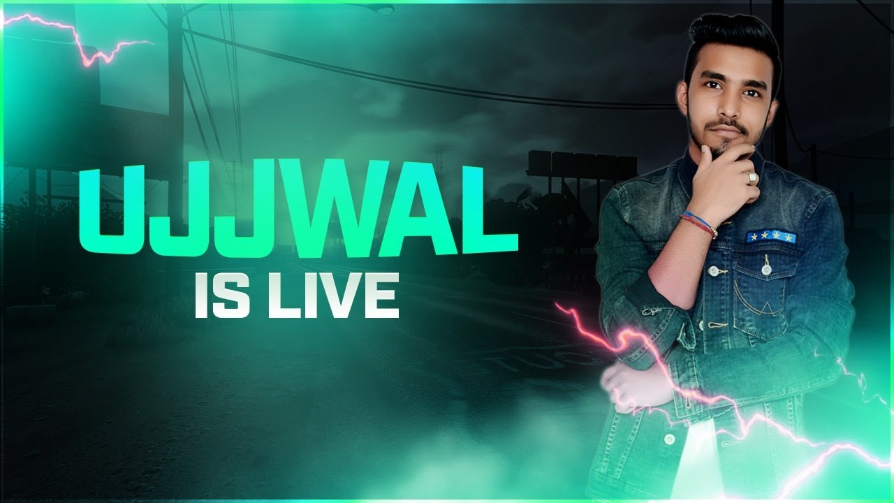 Download UJJWAL IS LIVE WITH FALL GUYS!!