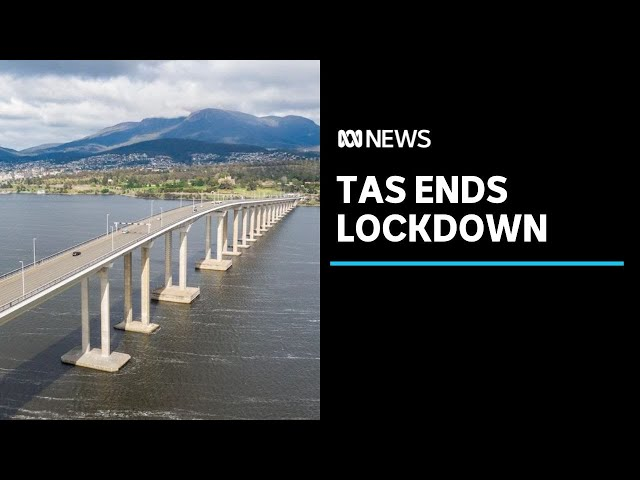 Tasmania's three day lock down ends after no cases detected following quarantine breach | ABC News