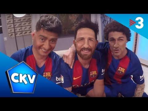 Crackòvia - Messi, Suárez I Neymar Acomiaden Luis Enrique