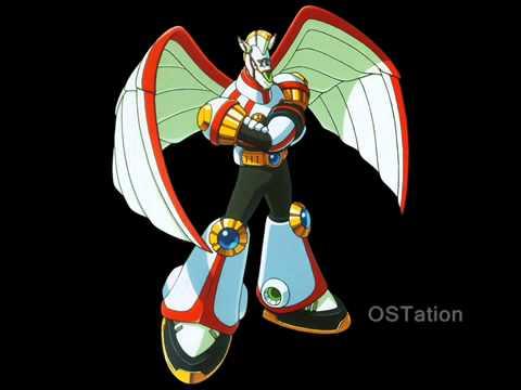 Mega Man X5 OST  T14  The Skiver   Spiral Pegacion Stage Repliforce Base ~ Destroy the Time Bombs!