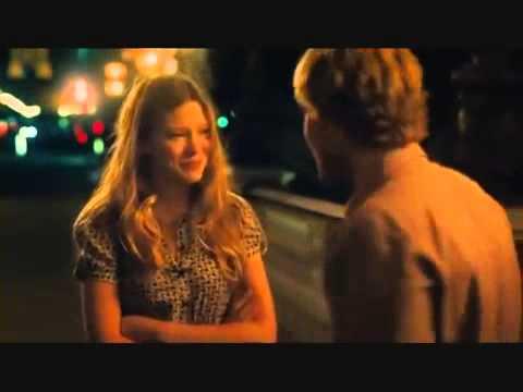 Lea Seydoux in Midnight in Paris - Rain scene
