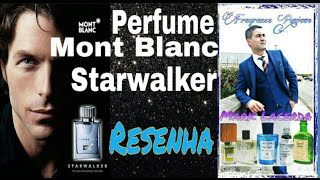 Resenha do Perfume MontBlanc Starwalker