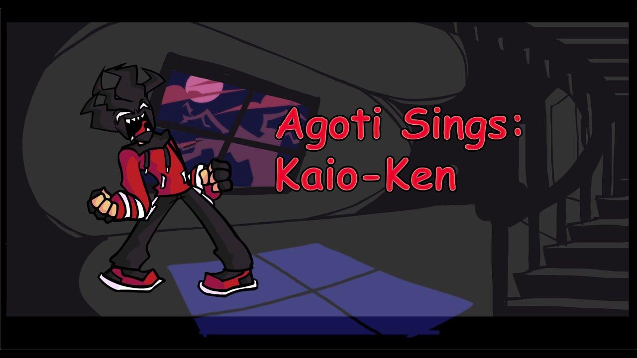 AGOTI Sings: Kaio-Ken ~ Friday Night Funkin Mods