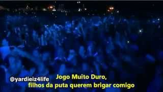 Repeat youtube video Jay-Z & Kanye West - Niggas In Paris (Ao Vivo) (Legendado)