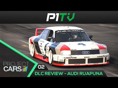 Project CARS | Audi Ruapuna Expansion | DLC Review [TX] [PC] [60 FPS]