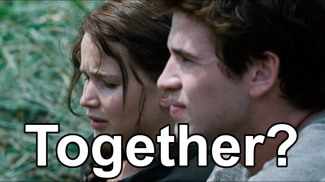 What if Katniss had ended up with Gale?