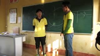 [Tiếng Gọi Pa Cheo] TNV đóng tình huống mượn trả sách