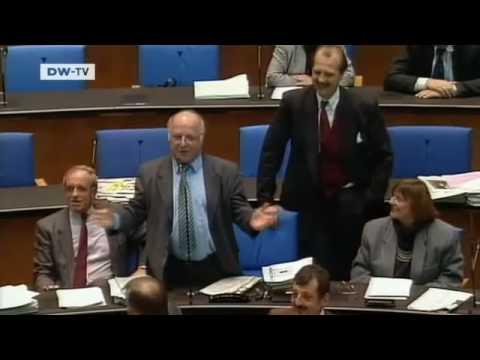People & Politics   60 Years of German Parliamentary Debates