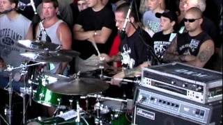 Dropkick Murphys - Barroom Hero (Live at Vans Warped Tour '03)
