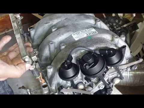 Mercedes Intake Manifold Replacement DIY HD