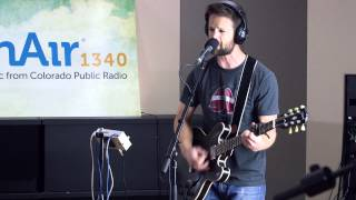 "OpenAir Studio Session: Strange Americans ""Blood is Gold"""