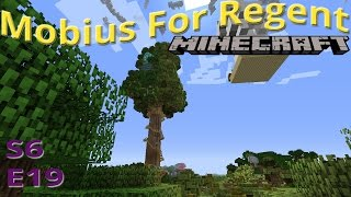 Mobius For Regent: S6 Ep 19 - Thermal Expansion Building - Ftb Infinity Mod Pack+