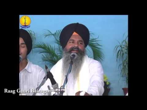AGSS 2012 : Raag Gauri Bairagan - Bhai Gobinder Singh ji Alampuri