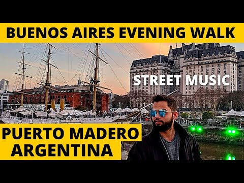 Puerto Madero Port |  Best Place To Visit In Buenos Aires, Argentina