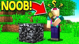IS ASWD THE BIGGEST NOOB IN MINECRAFT