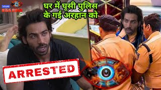 Bigg Boss 13, Arhaan Khan Arrested By Police From Bigg Boss For Fraud, Shocking Eviction
