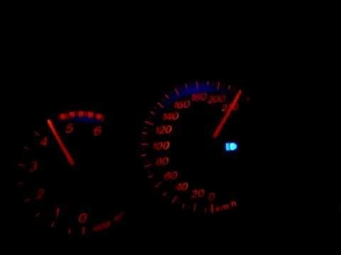 Mazda3 1.6 - Top Speed - YouTube