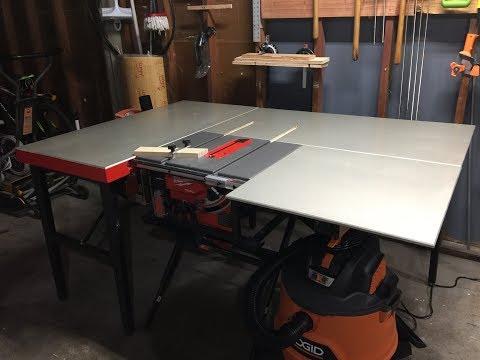 Super compact! Wood workshop build - 3(3)
