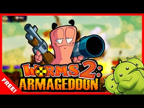 DOWNLOAD WORMS 2: ARMAGEDDON FOR FREE!! – [ANDROID TUTORIAL]