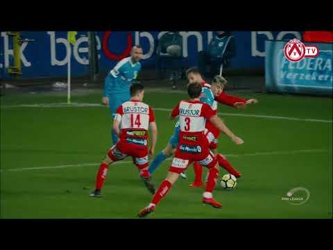 KRC Genk - KV Kortrijk 2-3