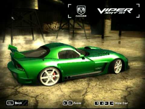Nfsmw Top Sd Cars Max 411 Km H Need For Most Wanted