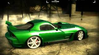 NFSMW - Top Speed Cars (Max: 411 Km/h) - Need For Speed Most Wanted