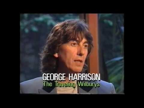 Traveling Wilburys interview...