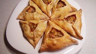 Как приготовить Эчпочмаки: национальное татарское блюдо