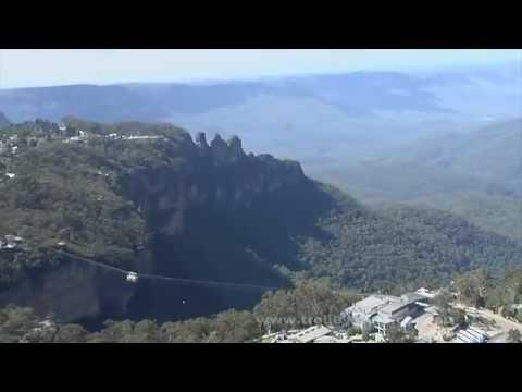 Blue Mountains NSW Australia Mini Documentary